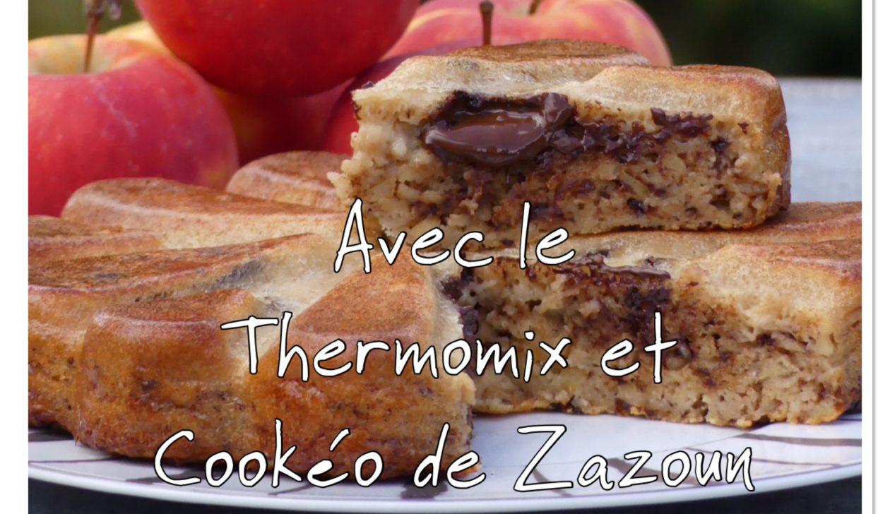 Avec le thermomix et le cookeo de zazoun
