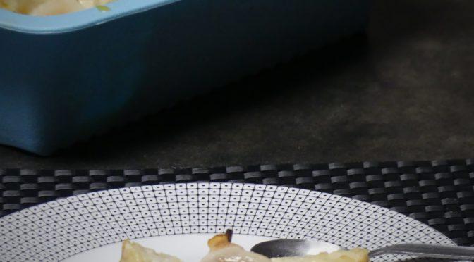 Tuto du Gâteau de riz aux poires au Thermomix Tm31, Tm5, Tm6 sans gluten ni lait possible