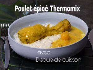poulet épicé thermomix