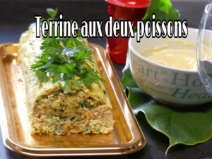 Terrine de poisson au Thermomix